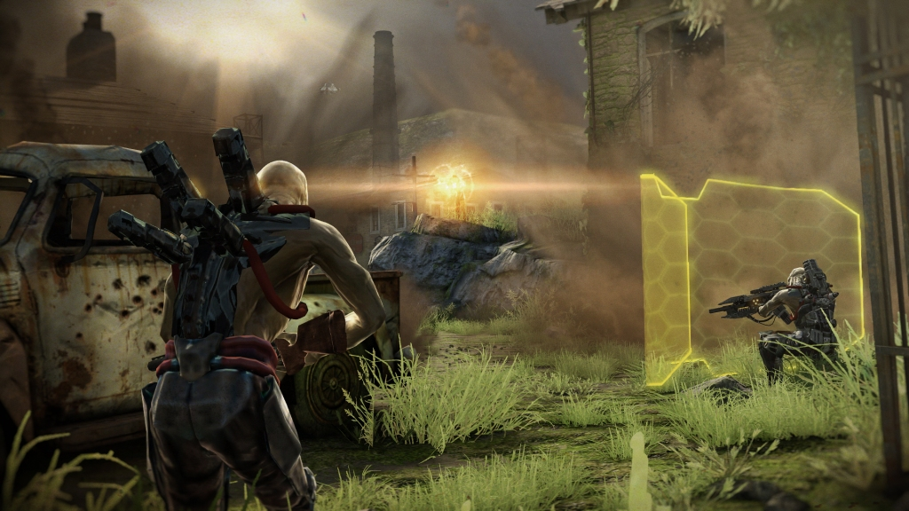 Resistance 3 - Mappe Multiplayer 4